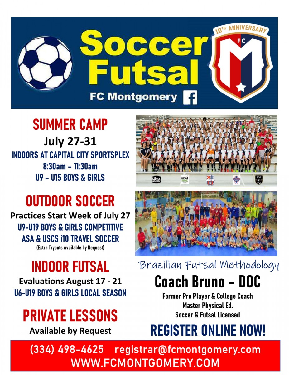 Camps & Tryouts!